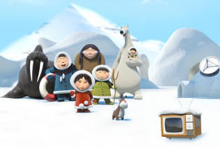 Ескімоска - 2: пригоди в Арктиці