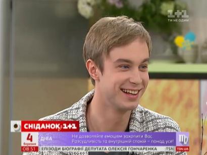 Ігор Скрипко - про свою роль в серіалі