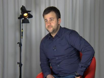 Відеоінтерв'ю з Олексієм Душкою