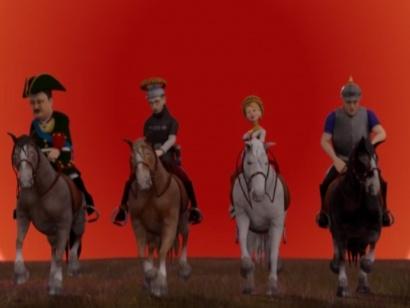 Сказочная Русь. Корона української імперії. Вибори в Малинівці частина - 2