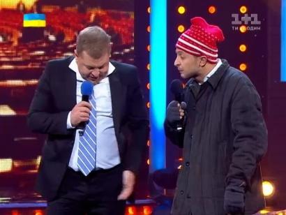 Янукович зустрівся із самим собою з майбутнього