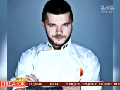 Кондитер Валерій Созановський - про те, як десерти допомагають подолати осінню депресію