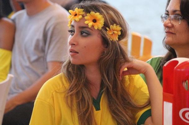 фанати ЧС: вболівальниці збірної Бразилії_3