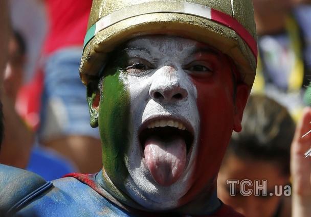 Італія - Коста-Ріка, Фанати ЧС_3