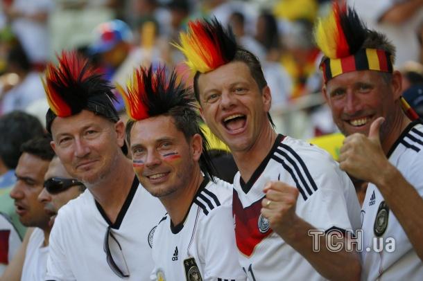 Німеччина - Гана. Фанати ЧС_1
