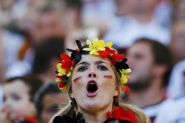 Красотки финала чемпионата мира-2014: аппетитные немки и аргентинки