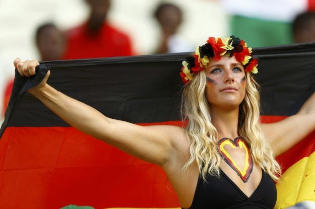 Самые красивые болельщицы чемпионата мира -2014
