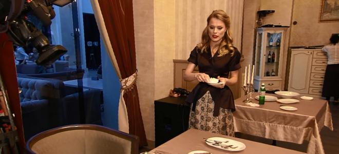 Ольга Фреймут зіграла Шуберта та влаштувала майстер-клас для офіціантів