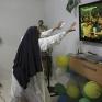 Бразильські черниці дивляться матч Бразилія - Колумбія_4