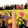 Збірна Колумбії повернулася додому з Бразилії_1