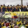 Збірна Колумбії повернулася додому з Бразилії_2