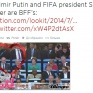 Фотожаби. Путін і Блаттер_3