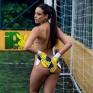 Экс-подруга Неймара Патрисия Джордане для playboy brasil_3