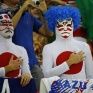 Фанати ЧС. Вболівальники збірної Японії