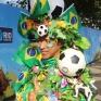 Фанати ЧС-2014. Бразильські фанати та гості Бразилії_1
