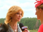 Ольга Сумська до сліз скучила за своєю донькою Антоніною