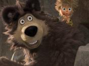 Маша і Ведмідь. Печерний ведмідь