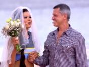 Руслана отримала від Каті Осадчої фату й весільний букет