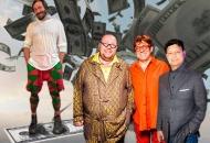 Клоунада від Корогодського, шансон від Меламуда, індійські пісні від Захура та авангардна мода від Чичваркіна: багатії показали свої епатажні розваги