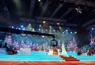 """Новорічний карнавал """"Світського життя"""" (backstage)"""