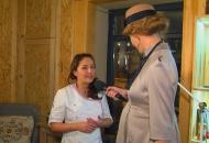 Утретє заміжня Даша Малахова мріє про третю дитину