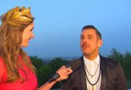 """Італійський учасник """"Євробачення"""" Франческо Габбані наговорив компліментів українським дівчатам"""