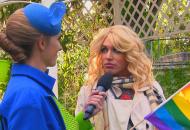 """Травесті-діва Монро розповіла, як відривалася на вечірках Євробачення з міжнародною ЛГБП-спільнотою: """"Газ, квас, керогаз до 4 ранку"""""""
