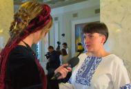 """Надія Савченко розповіла про особисте життя: """"До мене можуть підійти тільки сміливі чоловіки"""""""