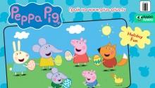 Свинка Пеппа та її друзі святкують Великдень