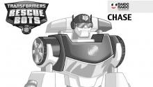 Розмалюй трансформера Чейза