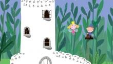 Намалюй замок Бена і Холлі