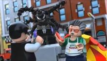 Лего. Супергерої Марвел: Максимальне перевантаження