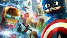 Лего Супергерої Марвел: Месники. Возз'єднання