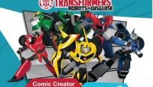 Трансформерами під прикриттям_комікс