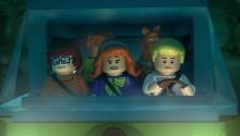 Лего Скубі-Ду. Жахи лицарських часів