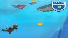 Домоможи Зума зібрати монети під водою