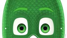 Кольорова маска Гекко