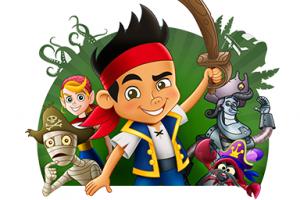 Джейк і пірати Небувал
