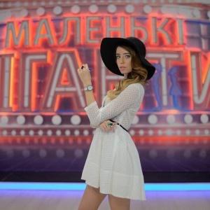 Надя Дорофєєва розповіла про конкуренцію з Настею Каменських