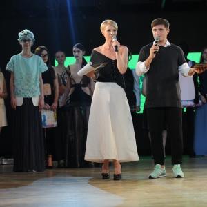Марина Леончук та Анатолій Анатоліч оголосили підсумки Всеукраїнського конкурсу молодих дизайнерів