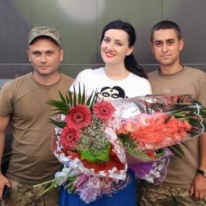 Соломія Вітвіцька побувала у Слов'янську й розповіла, яким він став (ФОТО)