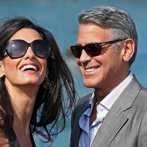 Зірковий дайджест: Дружина Джорджа Клуні шокувала  анорексичною фігурою (ВІДЕО)