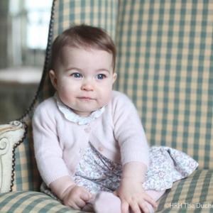 Зірковий дайджест: У мережі з'явилися світлини 6-місячної британської принцеси (ФОТО)