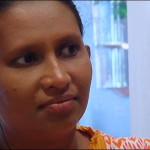 Як учасниця зі Шрі-Ланки перевиховала українського пияка (ВІДЕО)