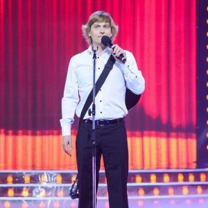 Степан Казанін приголомшив глядачів