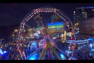 """[фото] Новорічний карнавал """"Світського життя"""""""