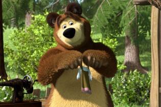 Маша і Ведмідь. Велике прання
