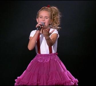 Команда Каменських. Співаки: Софія Бондаренко. Другий раунд