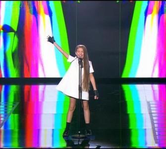 Команда Дантеса. Співаки: Катерина Бойко. Другий раунд