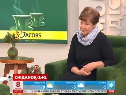 Письменниця Люко Дашвар - про роботу над сценарієм серіалу Хазяйка